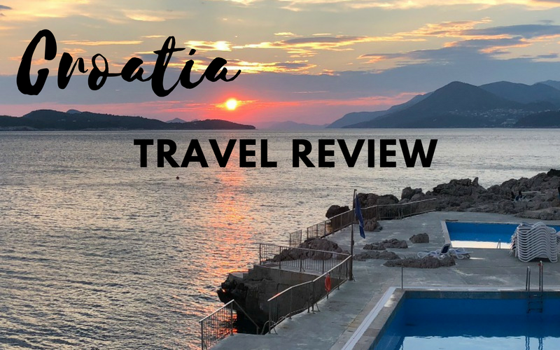 Traveling in Croatia Review