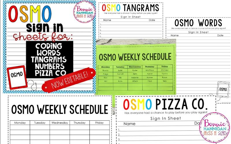 OSMO Resource is now editable!